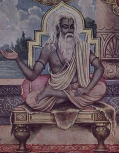 Vyasa - Believed to have scribed the Rigveda around 3,000 BC.