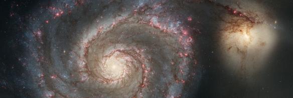 Whirlpool Galaxy and Companion