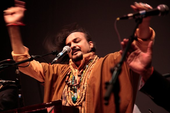 Amjad Sabri, well-known Sufi musician