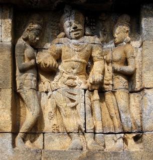 Asura Dvarapala Borobudur